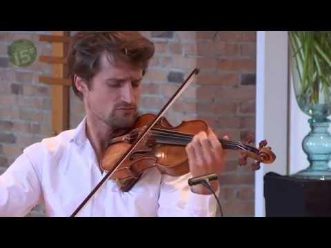 Prokofiev - Violin Sonata no.2, op.94bis - Lorenzo Gatto & Claire Désert