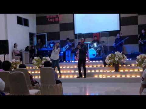 """Galilea Youth Party  """" 4 Oktober 2015 """" With PS. Jeffray Piring"""