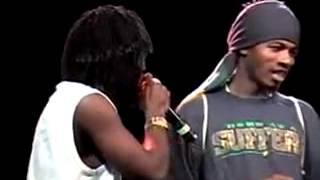 Gyptian & Bascom X Live at Fully Loaded 2005