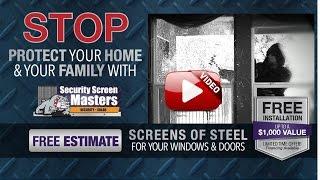 Security Screen Masters - Las Vegas