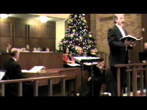 """Download Todd E. Ranney - Handel Messiah """"For Behold darkness shall cover"""" """"The people that walked"""""""