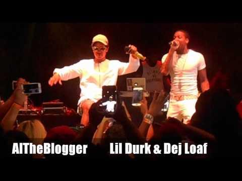 Dej Loaf & Lil Durk Live @ThePressroom