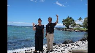 ハワイ島ステイ DAY 1