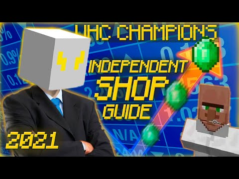 INDEPENDENT HYPIXEL UHC SHOP GUIDE 2021