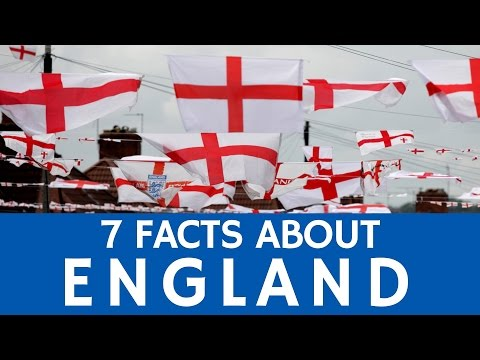 Fun Facts about England – Educational Video Presentation for Kids