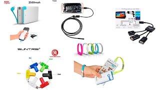Подборка 5 интересных и полезных аксессуаров для смартфонов с Алиэкспресс.
