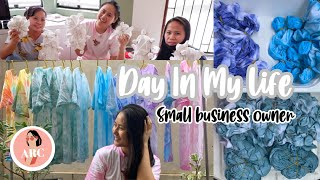 Day In My Life: Small Business Owner | Lexy Rodriguez