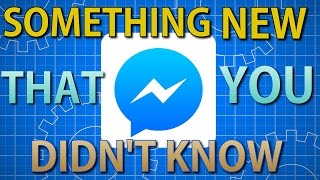 Some NEW Tricks on Facebook Messenger that you didn't know! | BUT YOU KNOW NOW!!