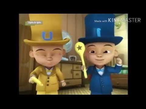 Topi saya bundar lagu anak bersama upin ipin