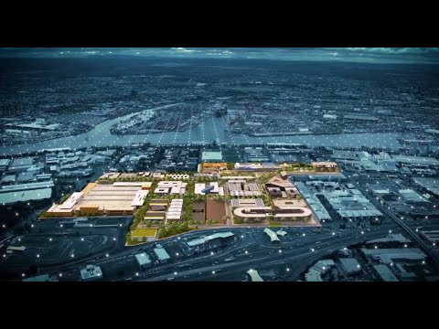 Energy Innovation And Fishermans Bend