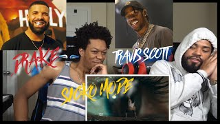 THE DYNAMIC DUO Travis Scott - SICKO MODE ft. Drake | FVO Reaction