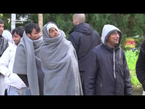 Humanitarian Groups Concerned About Refugees as Winter Approaches Serbia