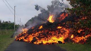 Kilauea's Toxic Fog Threatens Nearby Tourists