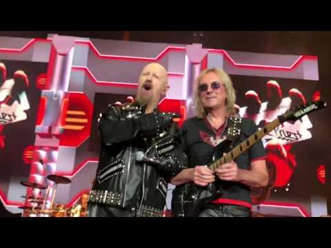Judas Priest- Glenn Tipton Firepower Tour Premiere!