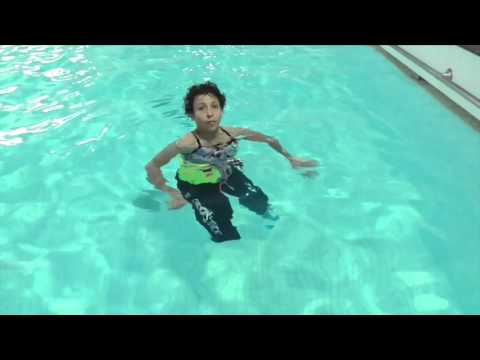 Aqua Instructor tip #30 Deep water rock n roll