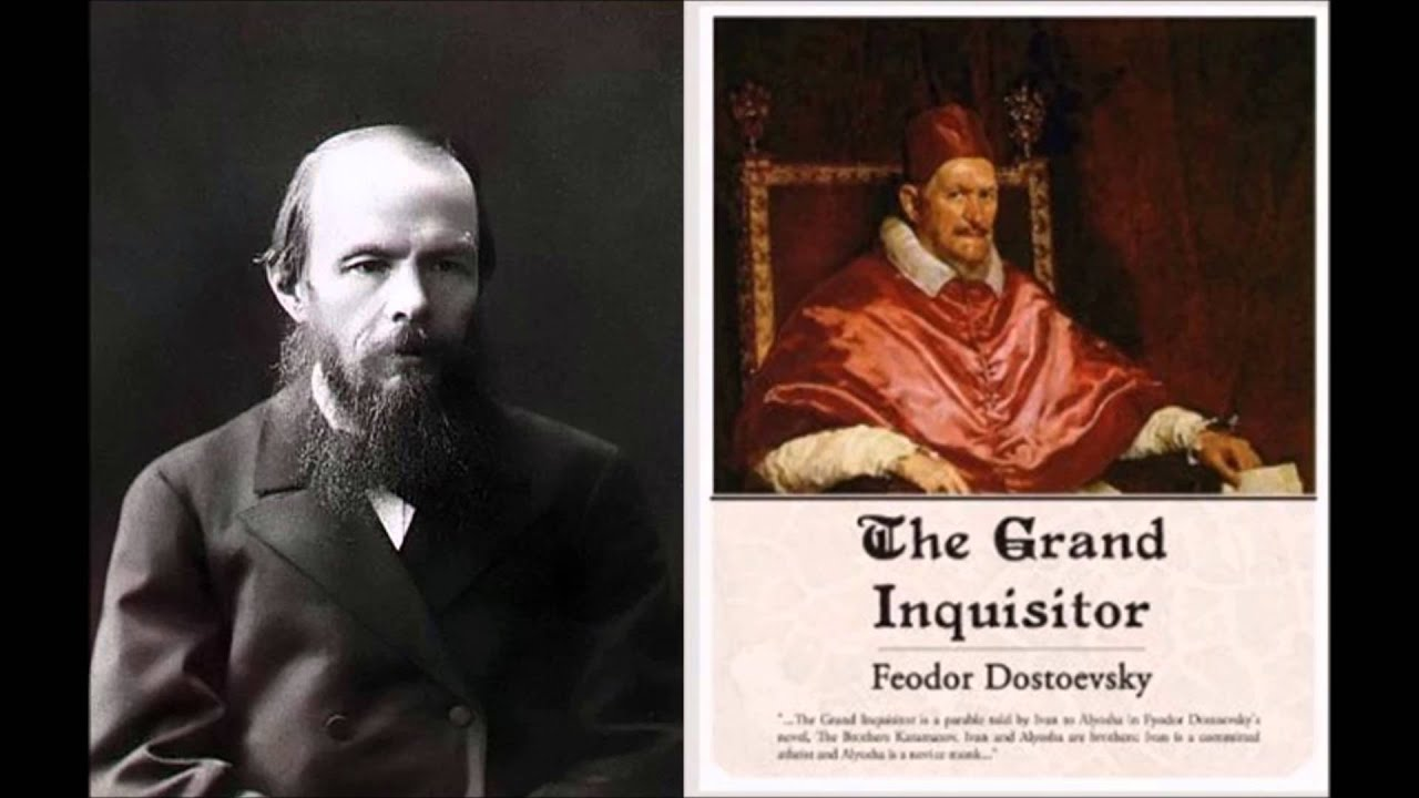 DOSTOEVSKY THE GRAND INQUISITOR PDF