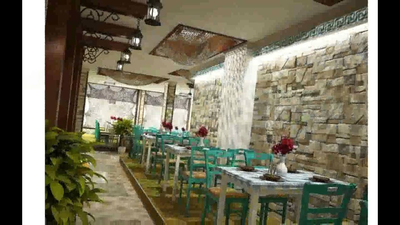 Restaurant Design Ideas - YouTube