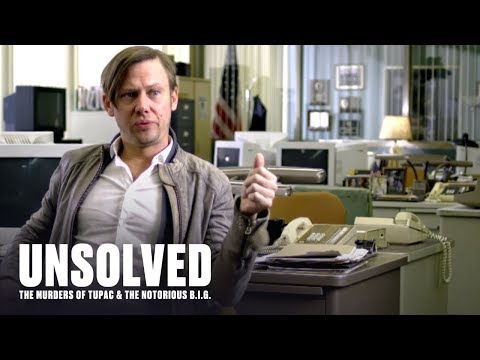 Jimmi Simpson   Unsolved on USA Network
