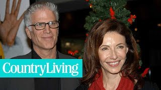 How Ted Danson And Mary Steenburgen Have Kept Their Marriage Strong | Country Living