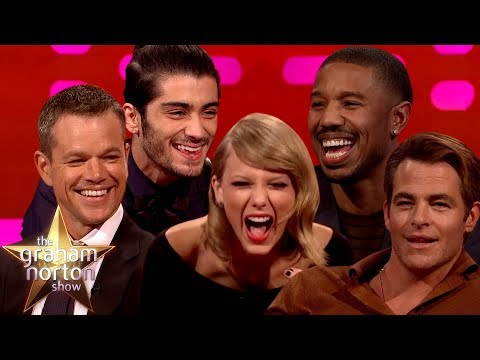 Graham Norton Reading Hilarious Celebrity Tweets | The Graham Norton Show