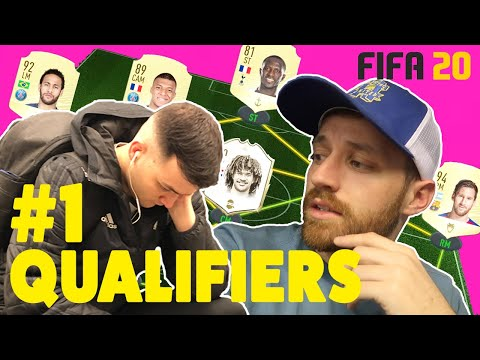 WHAT'S HAPPENED TO HARRY?! FIFA 20 - FIRST QUALIFIER OF THE YEAR!