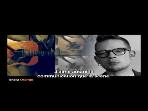Bernhoft interview by Music Express 2012 (sub in french)