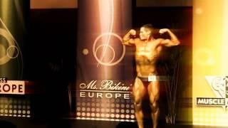 Musclemania Tv -tavi Castro Musclemania Europe & Britain 2012