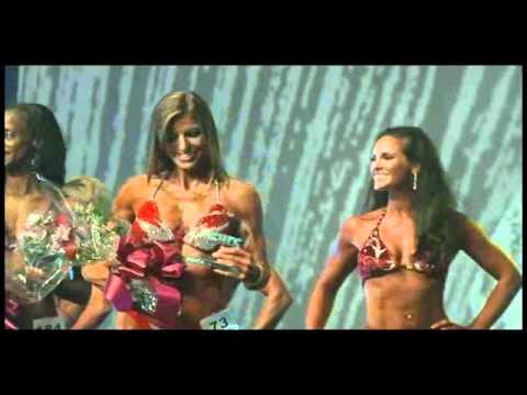 Miladis Rolong 1 Place Fitness Figure America,Las Vegas-Nevada 2010.Final
