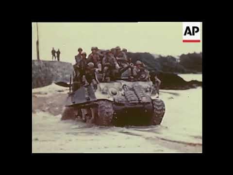 Okinawa - 1st and 6th Marine Divisions