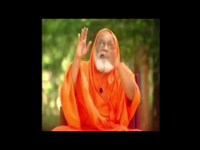 How to manage anger By Swamiji
