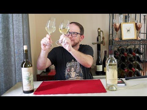 Sauvignon Blanc Wine Comparison: Cannabis infused vs regular wine