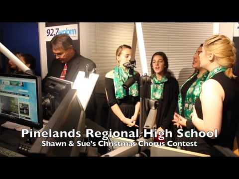 Pinelands Regional High School   Shawn & Sue's Christmas Chorus Contest 2016