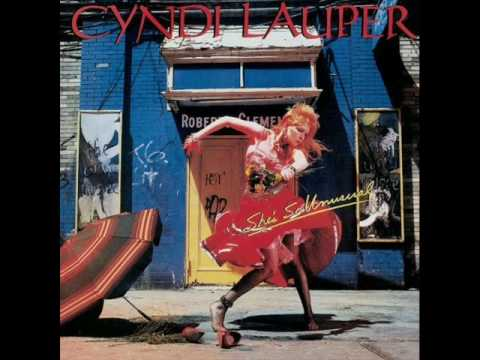 Cyndi Lauper - Time After Time (HQ)