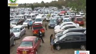 Masseon Media Centre on second-hand car sale in Kenya