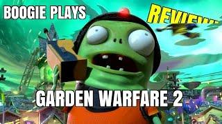 REVIEW - Garden Warfare 2!