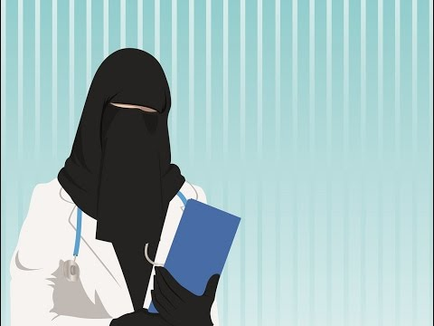 Muslim Face Veil (Niqab) in UK Hospitals