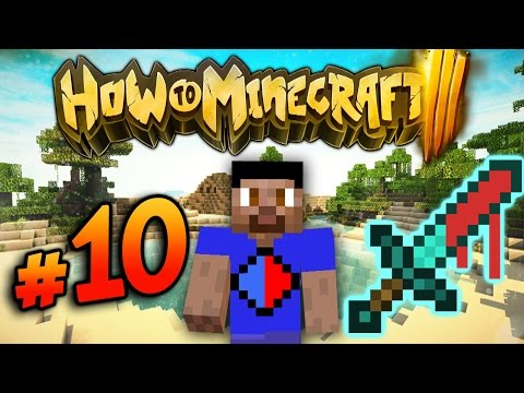 HOW TO MINECRAFT S3 #10 'RED TEAM ATTACKS!' with Vikkstar