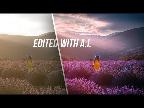 World's First Fully AI Powered Photo Editor!