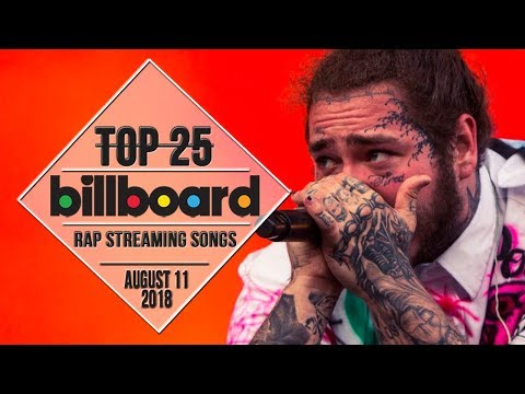 Top 25 • Billboard Rap Songs • August 11, 2018 | Streaming-Charts