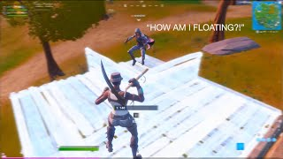 So I EDITED FAST in the PRE GAME LOBBY (Crazy Reactions)