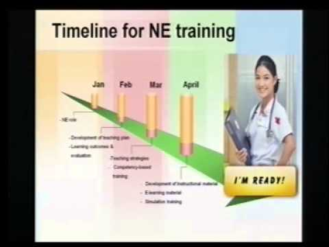 8  Nurse Educator in Tertiary Hospital