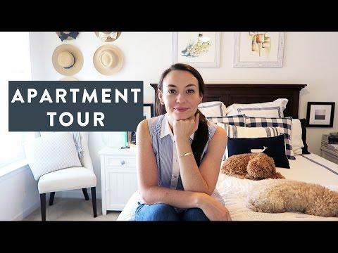 College Prepster Apartment Tour