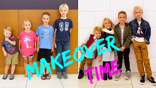 Back To School Makeovers!