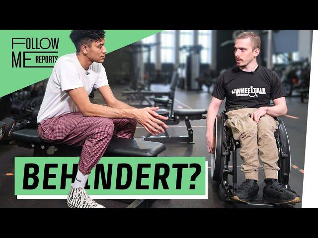 Sex & Bodybuilding im Rollstuhl: Geht das?