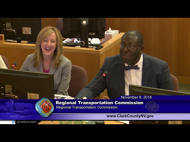 November 2018 - RTC Board of Commissioners Meeting