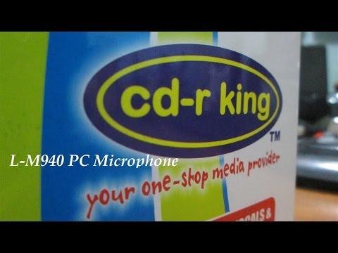 Unboxings: CD-R King