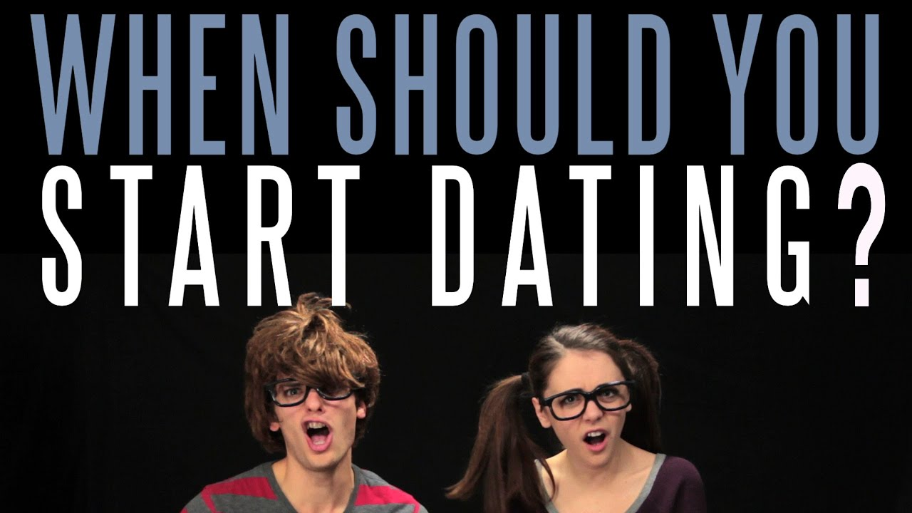 When is a good age for a girl to start dating