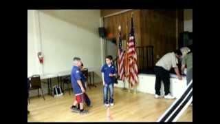2013-2-5 El Monte Boy Scouts Pinewood Derby Pack 551