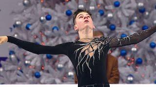 Артем Ковалев Короткая программа Мужчины Чемпионат России по фигурному катанию 2021