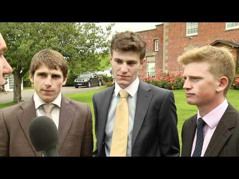 Paul Nicholls Season Preview 2011 - Stable Jockeys Interview